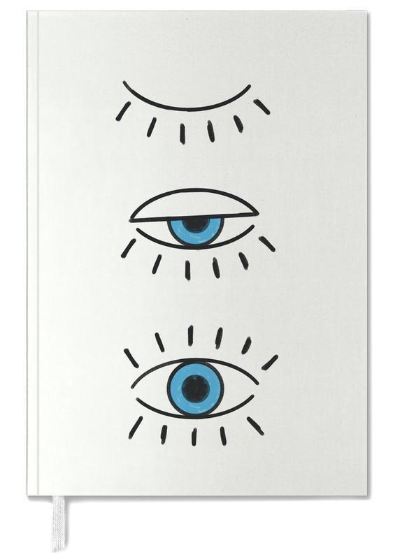 Summer Evil Eye Personal Planner