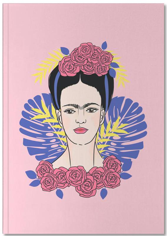 Tribute to Frida Notebook