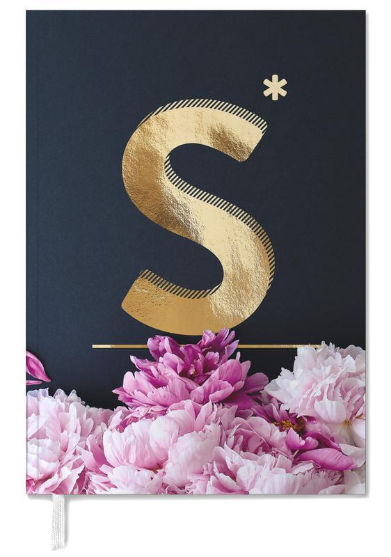 Flower Alphabet S -Terminplaner