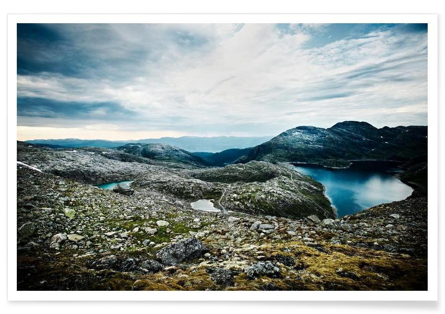 Fantastic Norway I Poster
