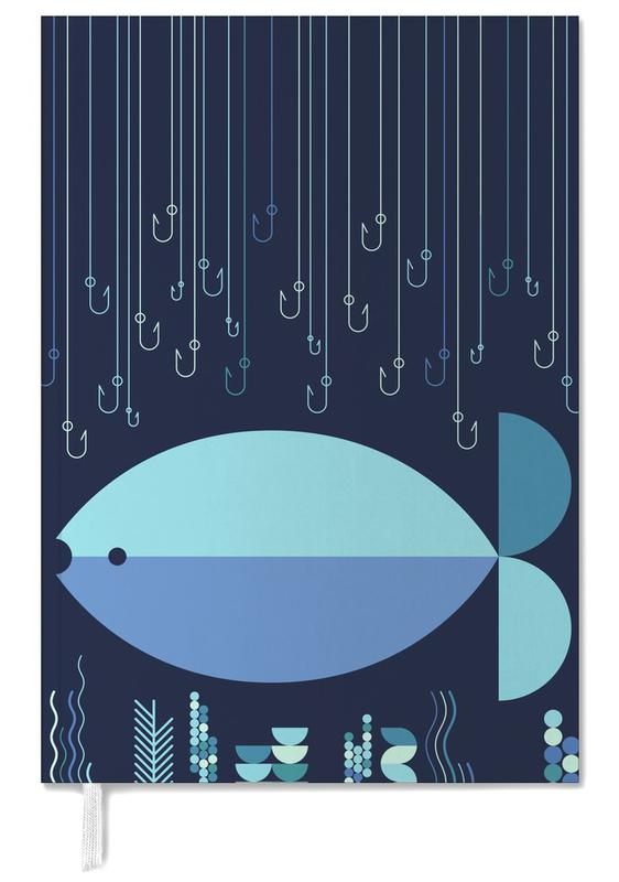 Fish & Hooks Personal Planner
