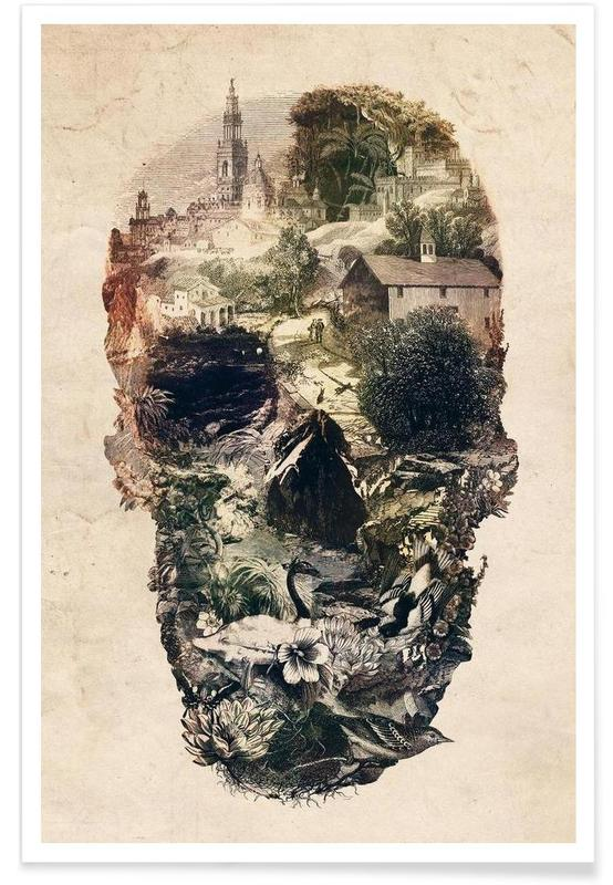 Skull Town affiche