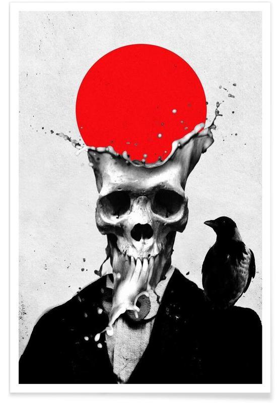 Splash Skull affiche