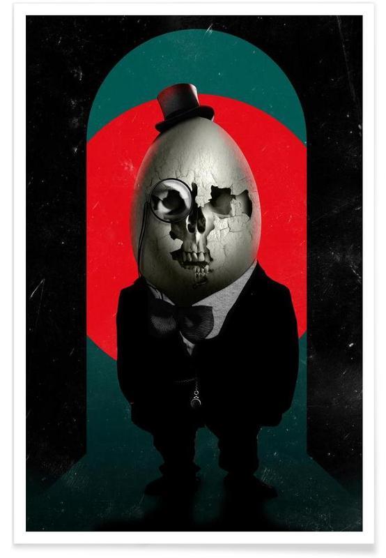 Humpty Dumpty -Poster