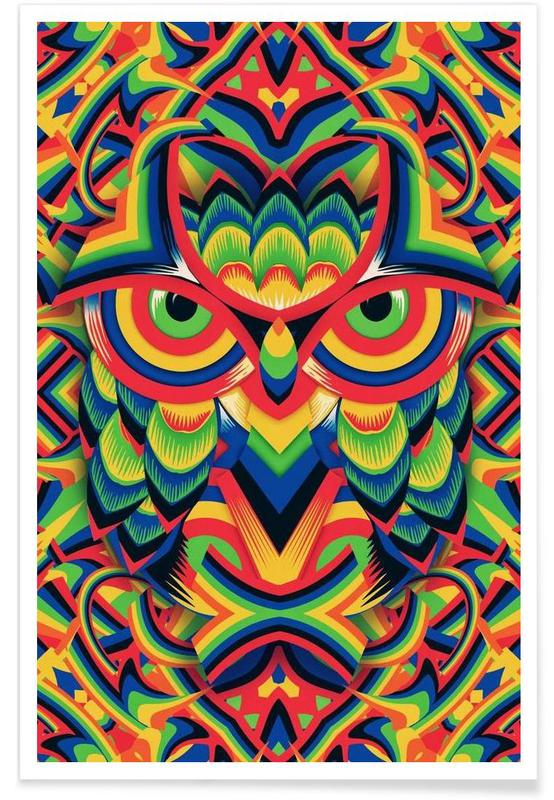 Owl 3 Poster