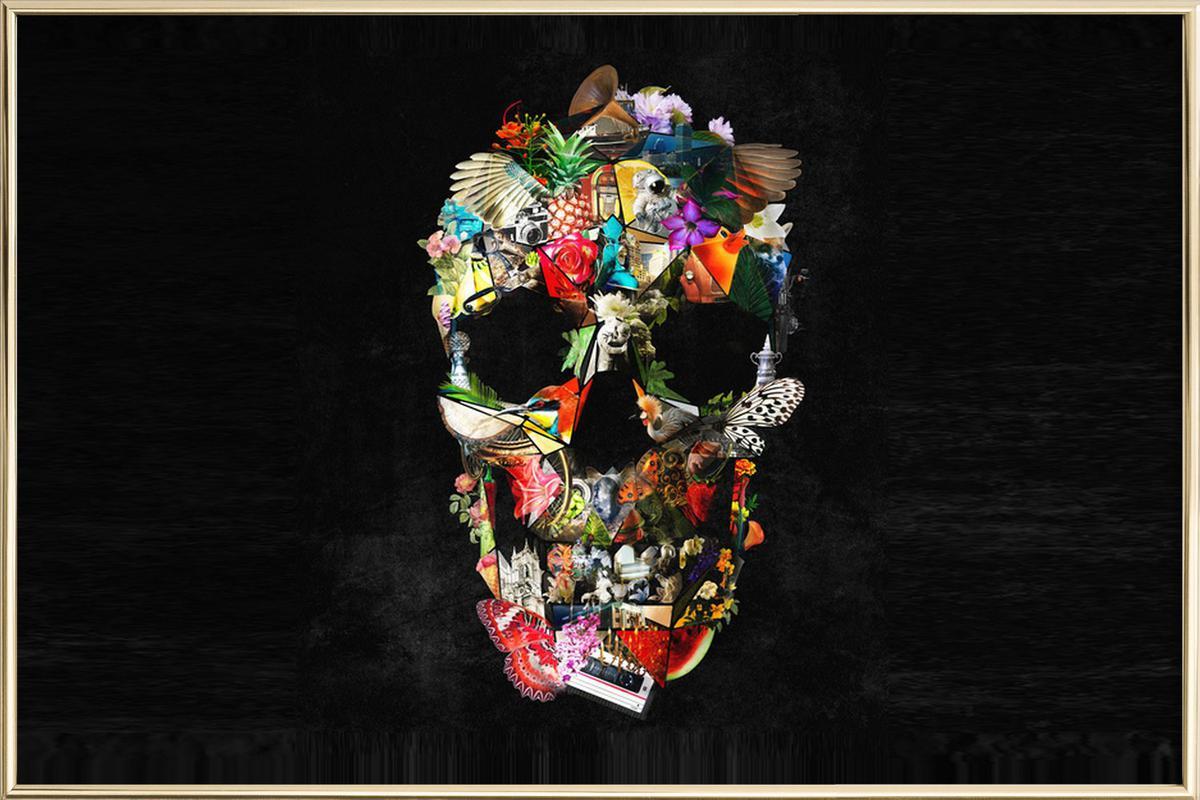 Fragile Poster im Alurahmen | Dekoration > Bilder und Rahmen > Poster | Mehrfarbig