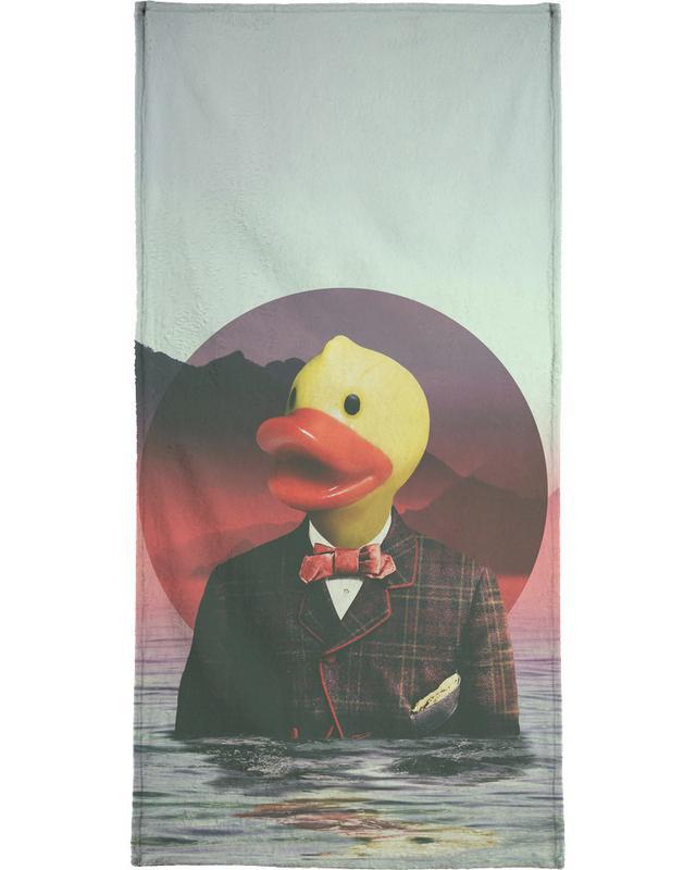 Rubber Ducky -Handtuch