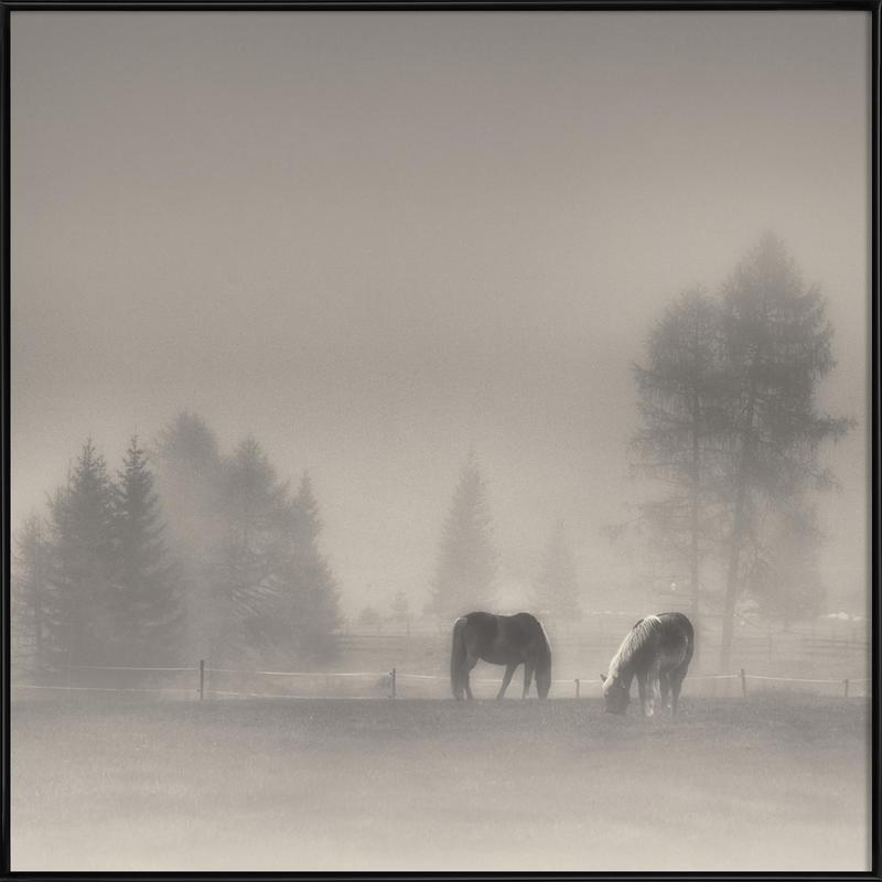Timeless Moments - Swapnil Framed Poster