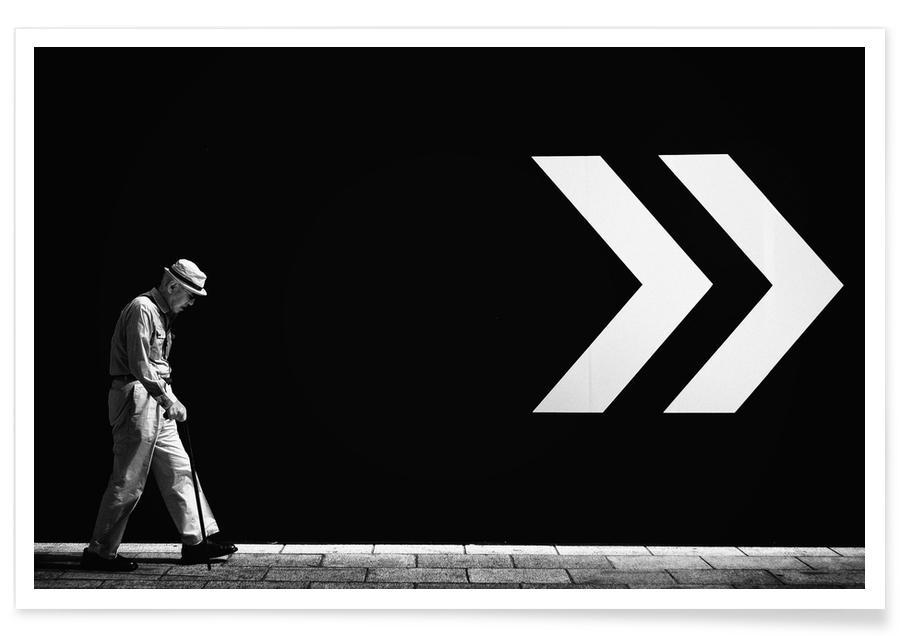 Untitled - Tatsuo Suzuki -Poster