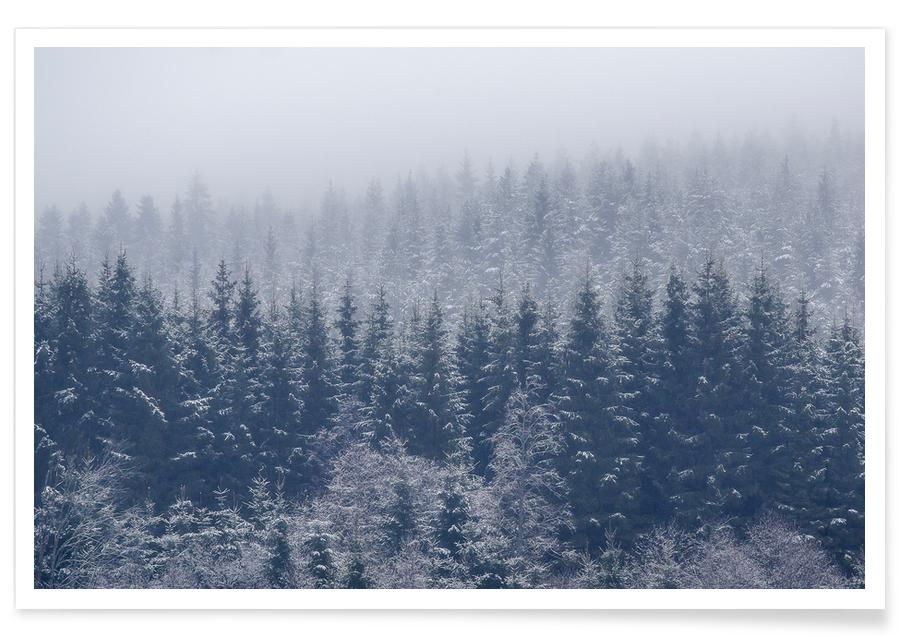 Frozen Trees - Andreas Christensen Poster