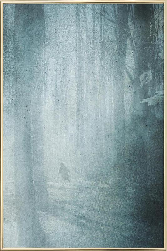 Forrest 2 Poster im Alurahmen