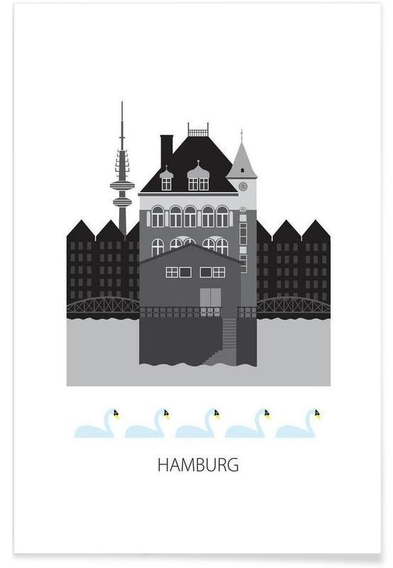 Hamburg forma nova poster