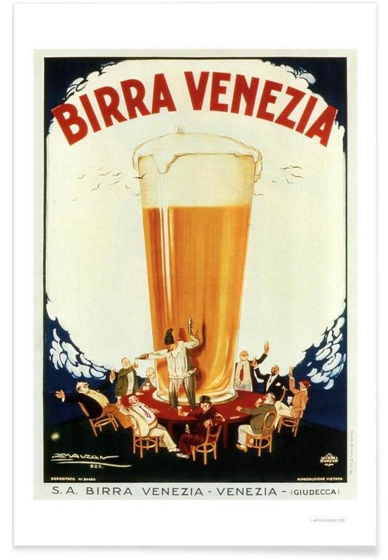 Birra Venezia affiche