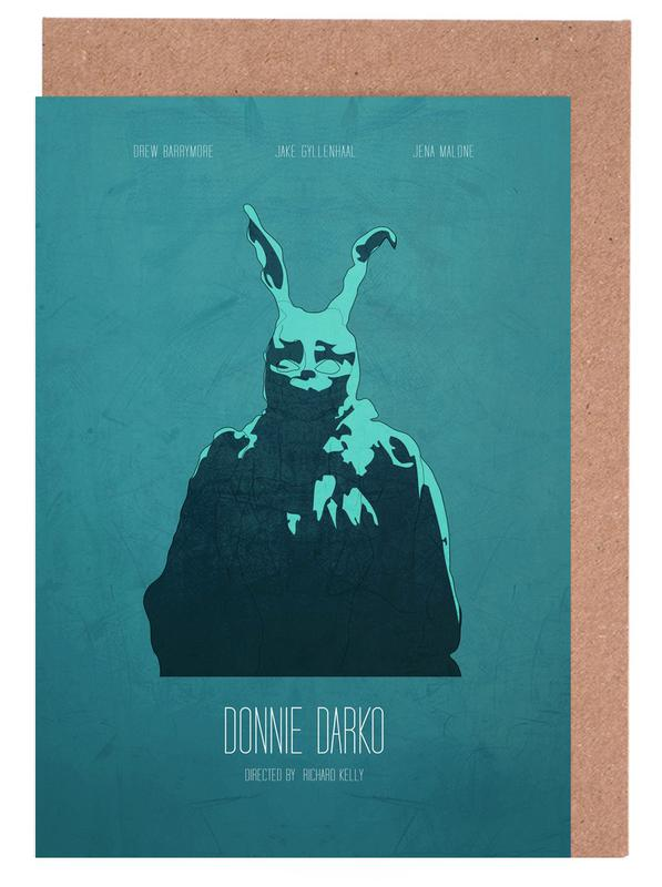 Donnie Darko Greeting Card Set