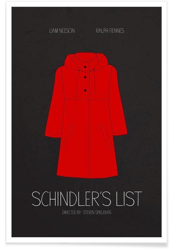 Schindler's List affiche