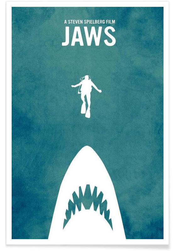 Jaws Inspired affiche