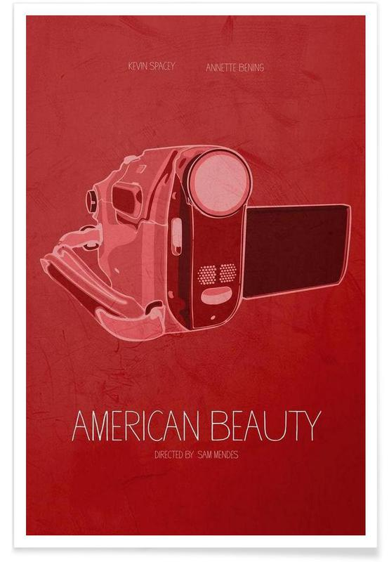 American Beauty -Poster