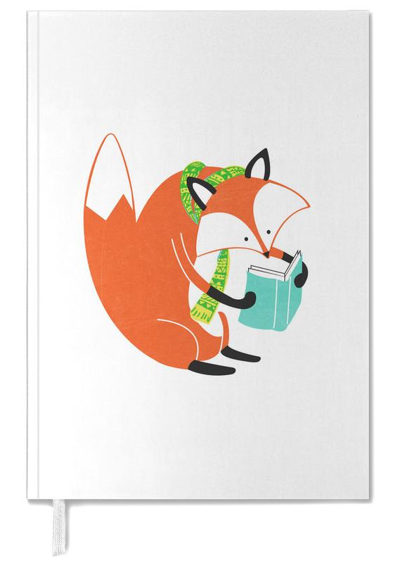 Reading Fox Personal Planner