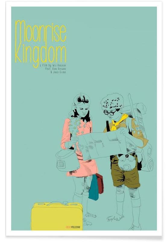 Moonrise Kingdom affiche