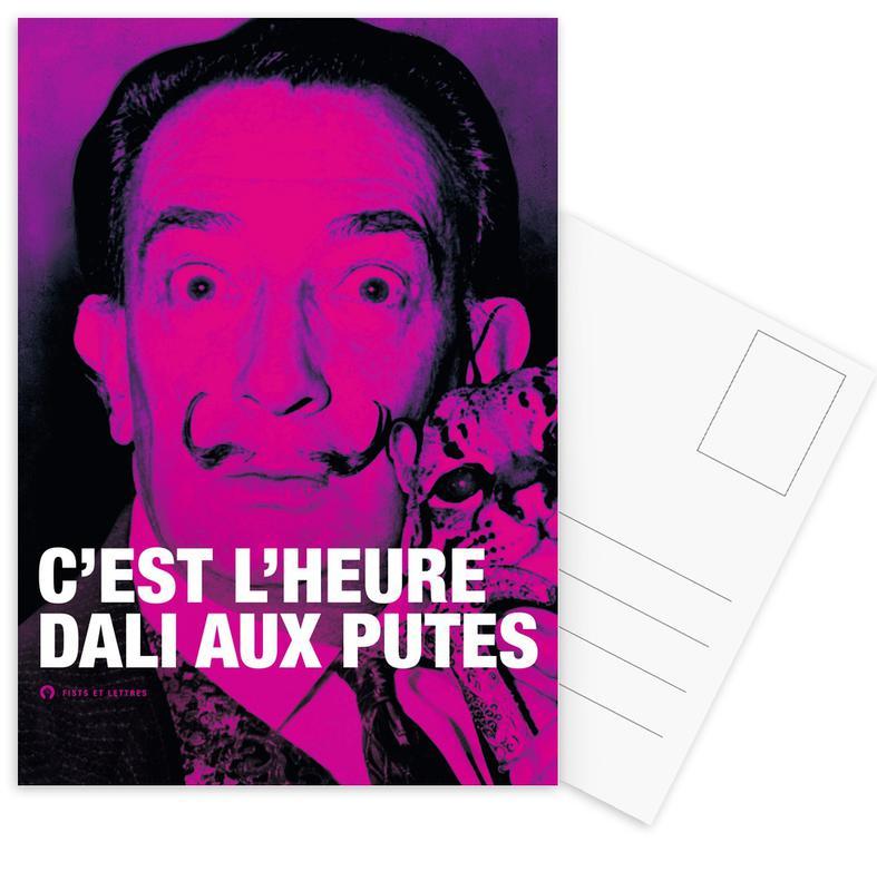 Dali Postkartenset