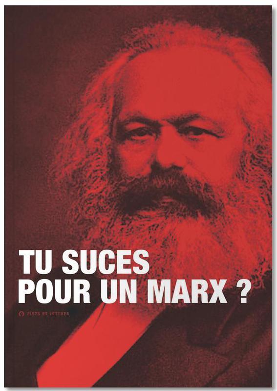 Marx Premium Notizbuch | Dekoration > Accessoires