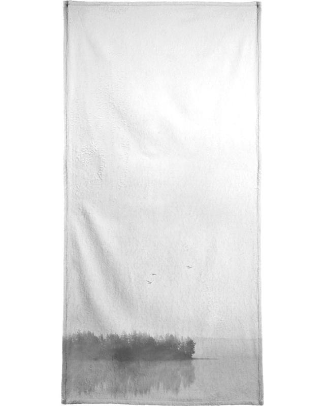 Landscape 24 Bath Towel