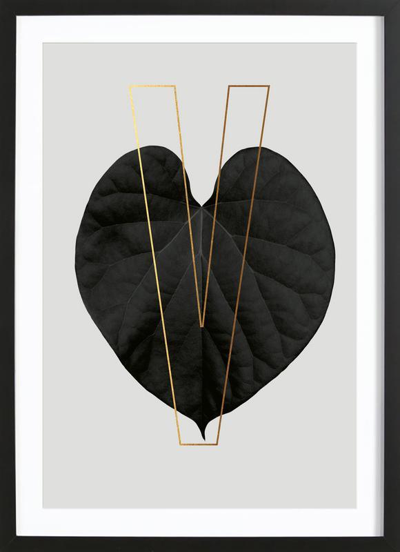 Plants V Framed Print