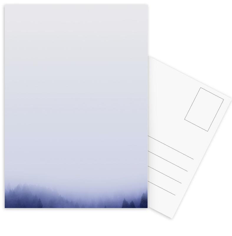 Bluescape 1 Postcard Set