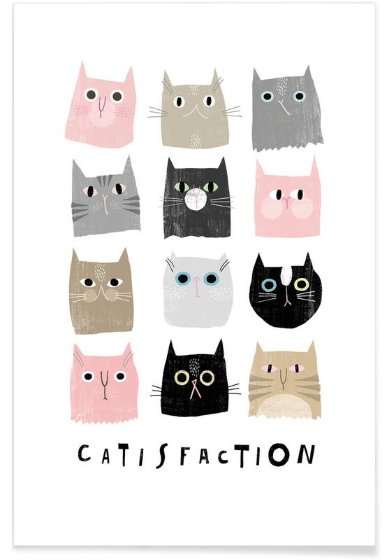 Catisfaction Poster