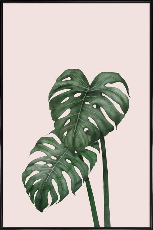 Tropical No. 9 Framed Poster
