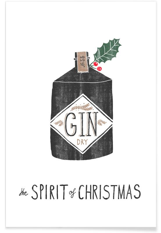 Spirit of Christmas No. 2 -Poster