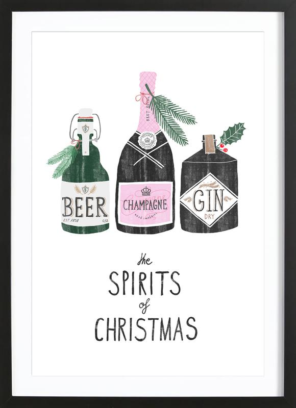 Spirit of Christmas No. 4 Framed Print
