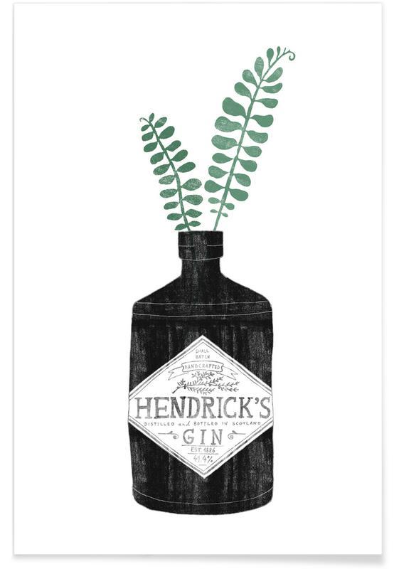 Gin Hendricks affiche