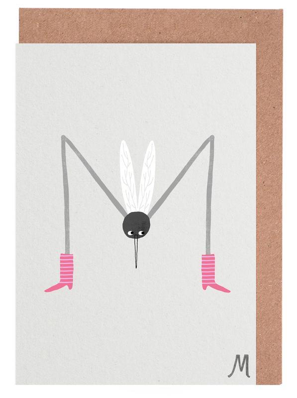 ABC Kids - M cartes de vœux