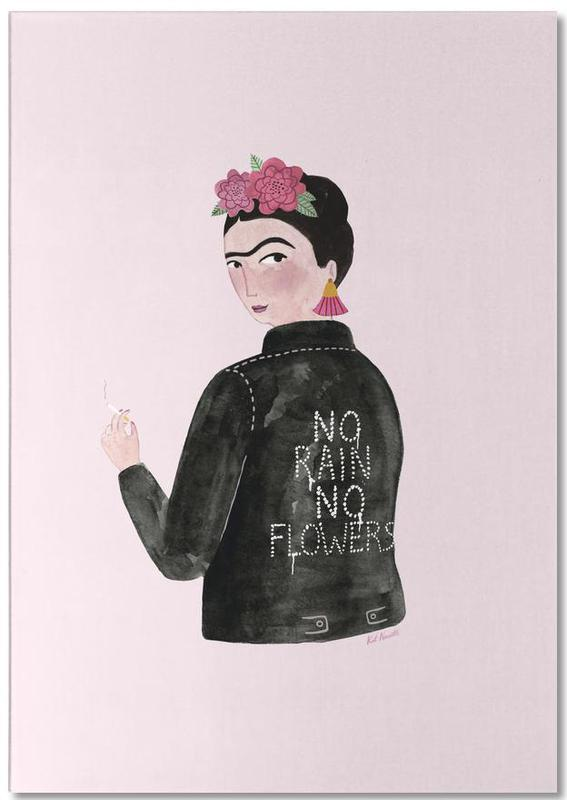 Frida Rocks Notepad
