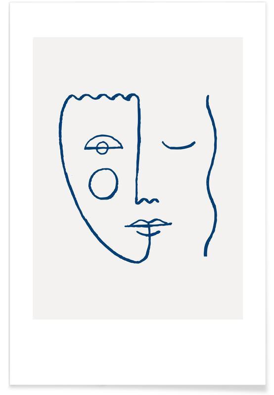 Faces No. 2 affiche