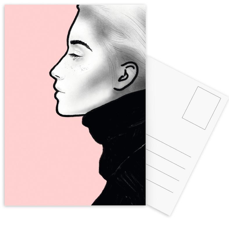 G I R L S 04 -Postkartenset