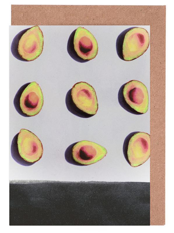 Fruit 2 Greeting Card Set