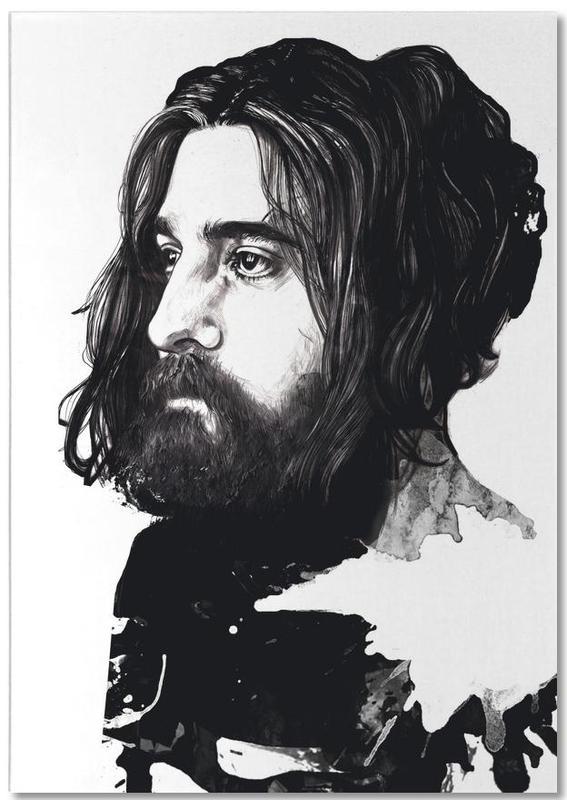 Beard Notepad