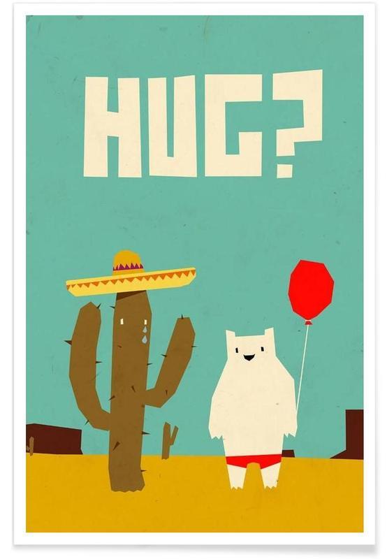 Hug -Poster