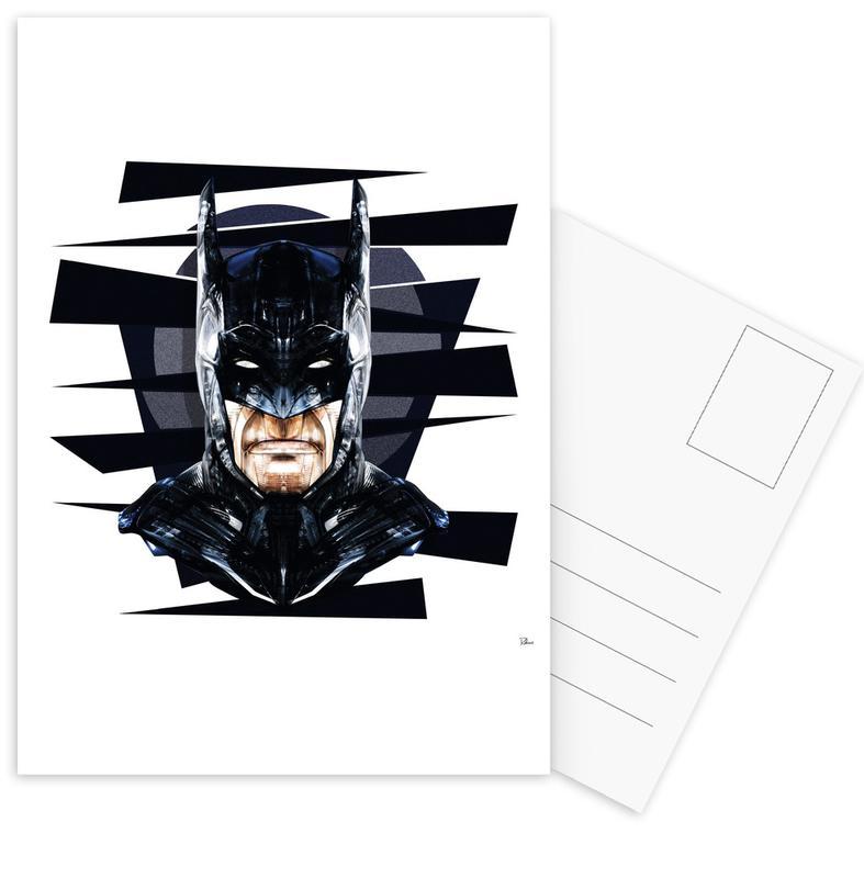 Dark Knight Postcard Set