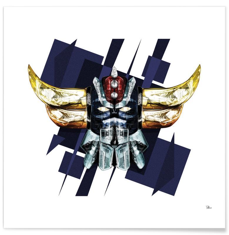 Robotorak -Poster