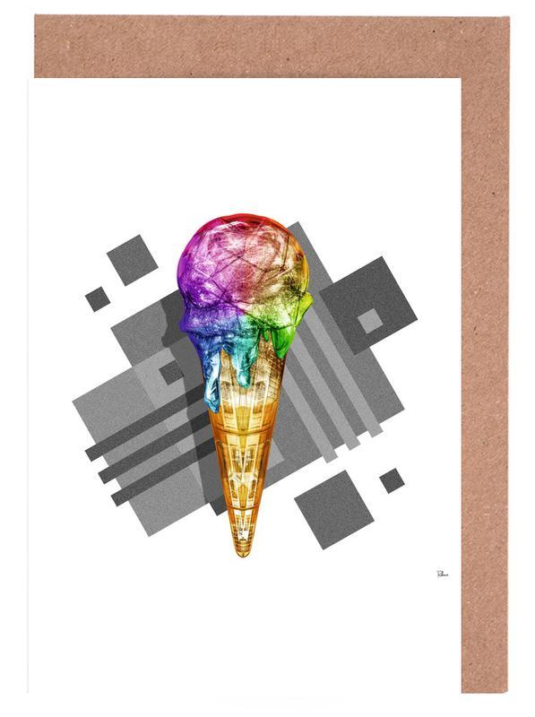 Suck My Rainbow Grußkartenset