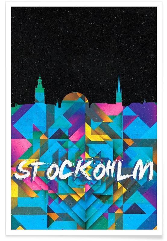 Stockholm -Poster