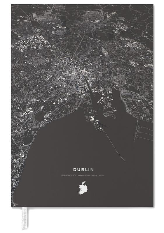 Dublin City Map Personal Planner