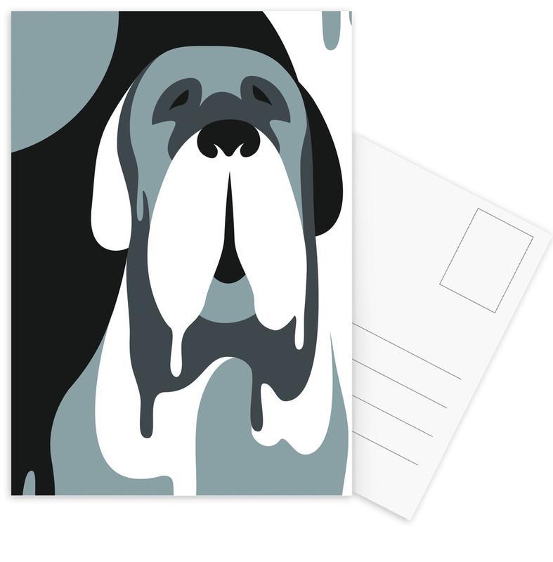 Dog #02 cartes postales