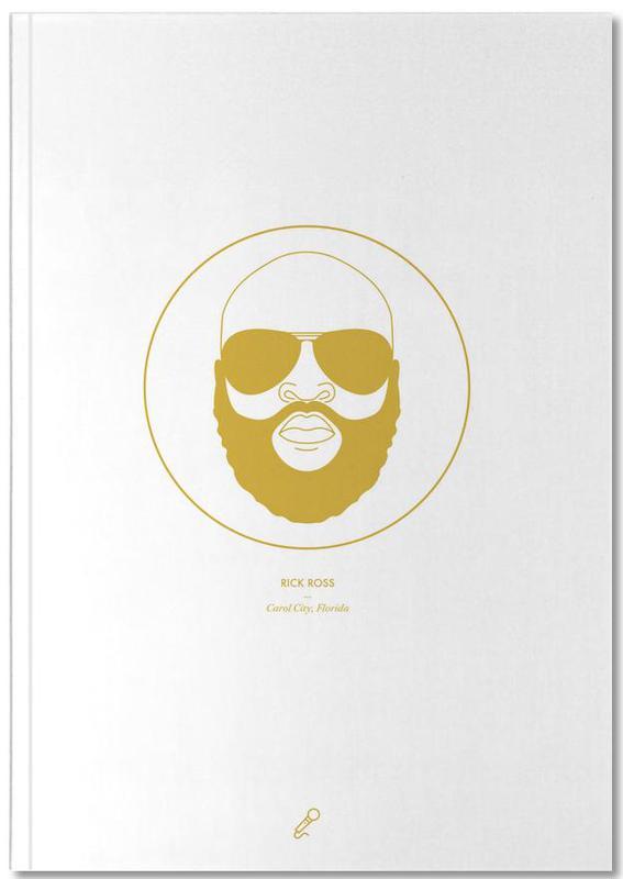 Rick Ross Notebook