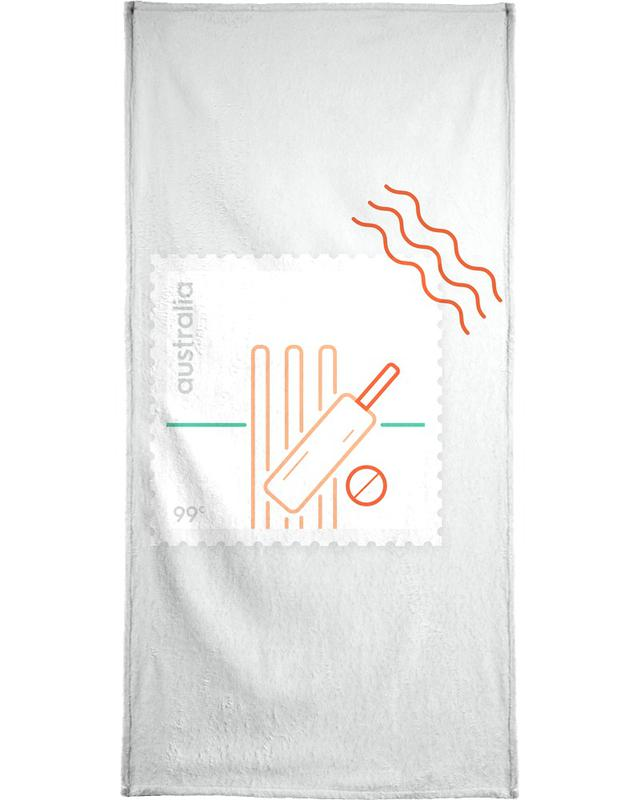 Cricket Bath Towel