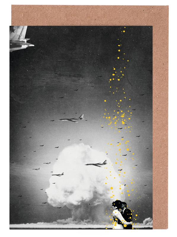The Last Kiss -Grußkarten-Set