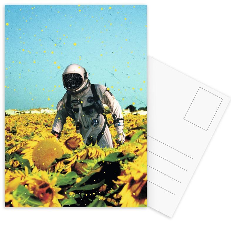 Lost in France Postcard Set